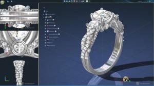 4月24日【珠寶3D電腦繪圖】假日班